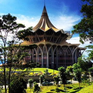 Sarawak State Legislative Building, Kuching