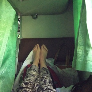 Lower Bunk - Leg Room